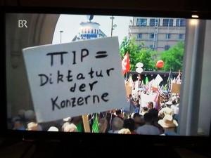 Demo in München