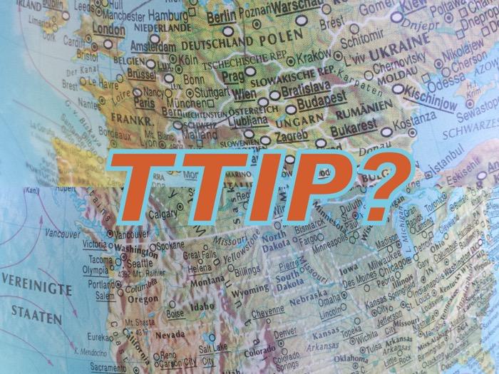 Anforderungen An Die Geplanten Freihandelsabkommen Ceta Und Ttip